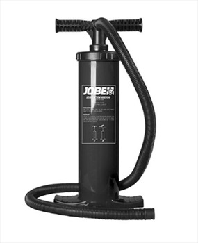 "Jobe Double Action Hand Pump 19"" Pump Black 2019"