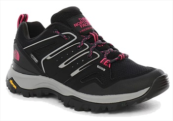 The North Face Womens Hedgehog Fastpack Ii Wp Women's Walking Shoes, Uk 4.5 Black/Mr. Pink