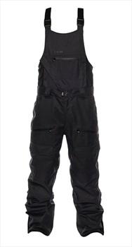 Saga Anomie Ski/Snowboard Bib Pants, XXL Black