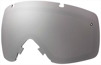 Smith I/O Snowboard/Ski Goggles Spare Lens, One Size, Platinum Mirror