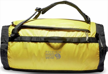 Mountain Hardwear Camp 4 Duffel Travel Bag, 65L Citron Sun