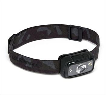 Black Diamond Spot350 IPX8 LED Headlamp, 350 Lumens Black