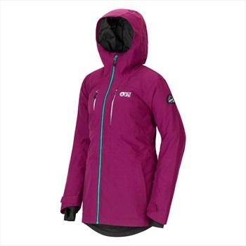 Picture Apply Women's Ski/Snowboard Jacket, S Raspberry