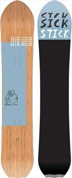 Salomon Sick Stick Hybrid Camber Snowboard, 157cm 2020