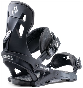 Jones Mercury Snowboard Bindings, S Black 2020