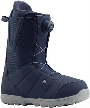 Burton Moto BOA Men's Snowboard Boots, UK 10.5 Blue 2020