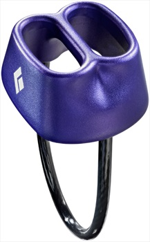 Black Diamond ATC Rock Climbing Belay Device Purple