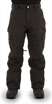 Bonfire Tactical Ski/Snowboard Pants, XXL Black