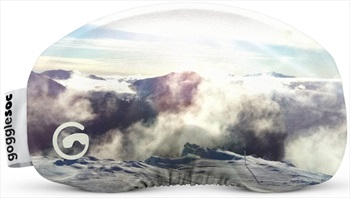 Gogglesoc Soc Ski/Snowboard Lens Cover, 7th Heaven