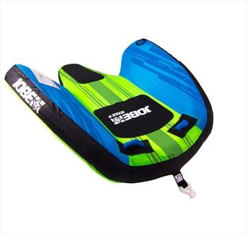 Jobe Revolve Towable Inflatable Tube, 1 Rider Blue Green 2019