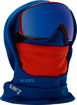 Anon Hooded Balaclava Anon MFI Only MFI Facemask, Blue