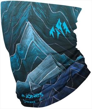 Jones Revelstoke Neckwarmer Ski/Snowboard Neck Chube, Blue