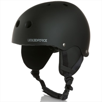 Liquid Force FLASH Wakeboard Helmet, S Blackout 2020