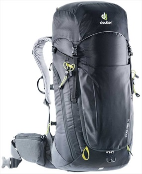 Deuter Trail Pro 36 Hiking Backpack, 36L Black/Graphite