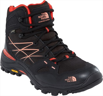 The North Face Hedgehog Fastpack Mid GTX W Hiking Boots, UK 7.5 Black
