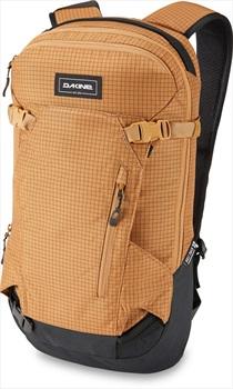 Dakine Heli Pack Snowboard/Ski Backpack, 12L Caramel