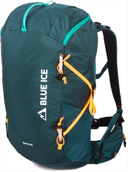 Blue Ice Squirrel 32L Climbing and Alpine Daypack, Shaded Spruce