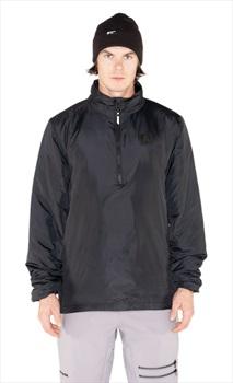 Armada Lassen Pullover Ski/Snowboard Jacket, L Black