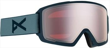 Anon M3 Sonar Silver Ski/Snowboard Goggles, M/L MFI Grey