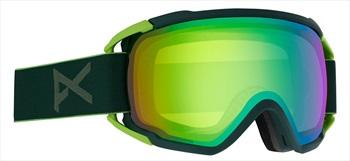 Anon Circuit Sonar Green Ski/Snowboard Goggles, L Green 2020