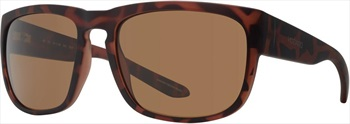 Dragon Rune Bronze Lens Sunglasses, Matt Tortoise