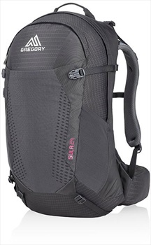 Gregory Womens Sula 24 Hiking Backpack, 24L Nightshade Grey