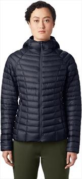 Mountain Hardwear Ghost Whisperer/2™ Women's Down Hoody Jacket, L Zinc