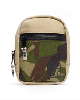 Crap Sack Binding Bag Snowboard Highback Backpack, GomerPyle Camo