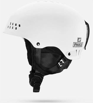 K2 Adult Unisex Phase Pro Ski/Snowboard Helmet, L/XL White