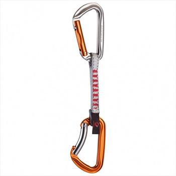 Mammut Wall Key Lock Express Set, 10cm X 10mm Orange