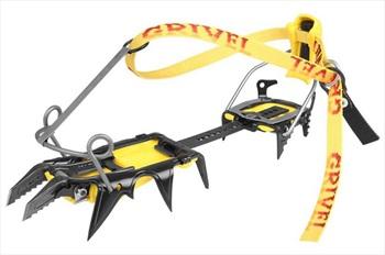 Grivel G14 Cramp-O-Matic Mountaineering Crampon UK 3.5-13.5 Yellow