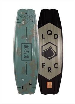 Liquid Force Rhyme Boat Wakeboard, 134 Blue Black 2020