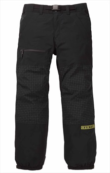 Burton Frostner Snowboard/Ski Pants Trousers, L True Black