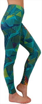 3rd Rock Titan Highline Women's Climbing Leggings, XS Jungle Massive