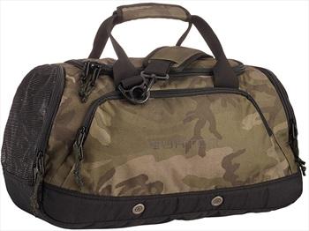 Burton Boothaus Bag 2.0 Duffel Bag, 35L Worm Camo Print