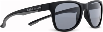 Red Bull Spect Indy Smoke Polarised Sunglasses, Matte Black