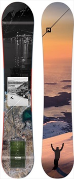 Nitro Team Exposure Positive Camber Snowboard, 155cm 2020