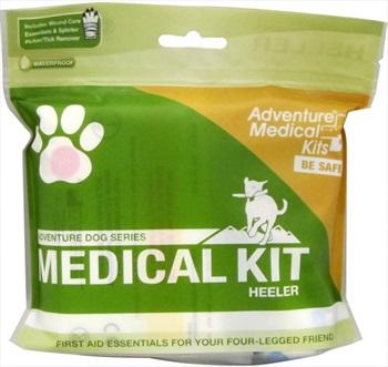 Adventure Medical Kits Heeler Pet First Aid Kit 10 Items Green
