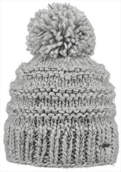 Barts Jasmin Women's Ski/Snowboard Bobble Hat, One Size Heather Grey