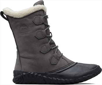 Sorel Out 'N About Plus Tall Women's Winter Boots, UK 6 Quarry