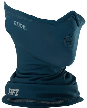 Anon Light-Weight Neckwarmer MFI Facemask, Dark Blue