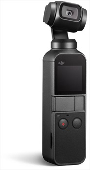 DJI OSMO Pocket 4K Video, Handheld 3 Axis Gimbal