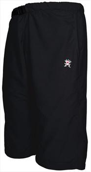 "Troll Adult Unisex Omni Rock Climbing Shorts, XL - Waist 36"" Charcoal"