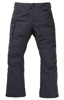 Burton Covert Snowboard/Ski Pants, M Denim 2020