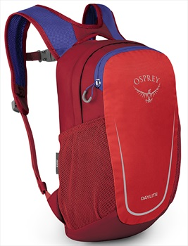 Osprey Daylite Kids Children's Backpack, One Size Cosmic Red