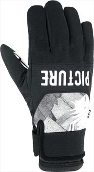 Picture Hudson Snowboard/Ski Gloves, L Black
