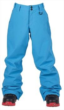 Bonfire Tactical Youth Ski / Snowboard Pants, XL Cyan