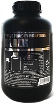 Tokyo Powder Bottle Black Fine Rock Climbing Chalk, 200g White