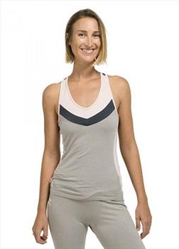 Oxbow Tempo Tank Top Women's Yoga Vest Size 1 Nenuphar