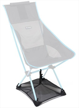 Helinox Ground Sheet Camp Chair Accessory, Black Sunset Chair